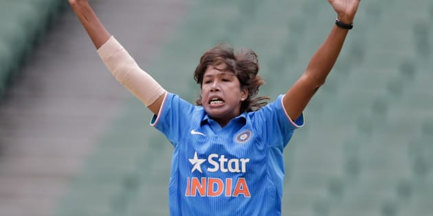 BCCI congratulates Jhulan Goswami for becoming leading wicket taker in Women's ODIs
