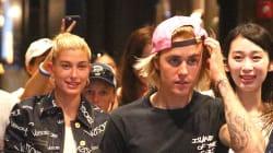Justin Bieber paraliza la actividad de un bar para pedir la mano de su
