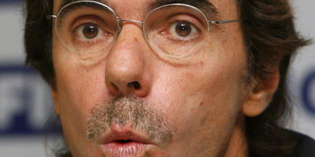 José María Aznar, en una imagen de archivo.