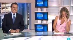 La reacción de esta presentadora de 'Informativos Telecinco' por lo que le dijo su