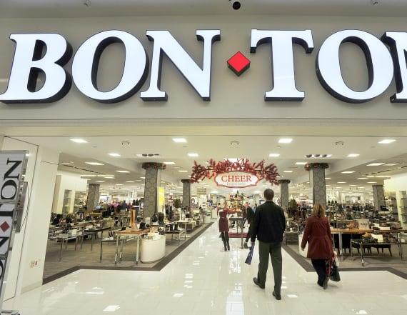 Liquidation of US retailer is coming