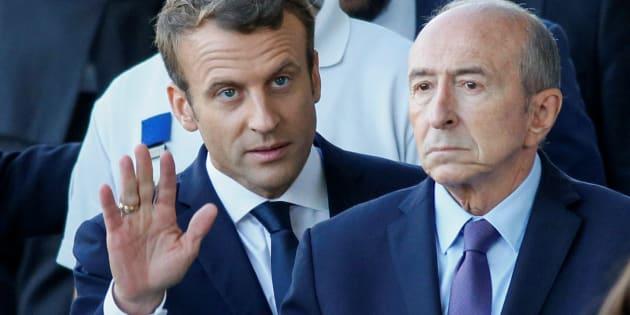 """Manifestation du 1er mai 2018: après les violences, l'opposition demande des comptes à """"Macron tigre de papier"""""""
