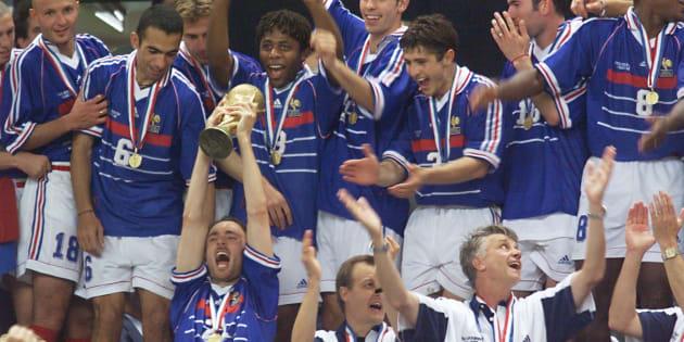 Coupe du monde un match de gala sur tf1 pour les 20 ans de france 98 le huffington post - France 98 coupe du monde ...