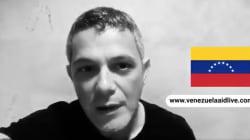 Los motivos de Alejandro Sanz para ir a cantar a la frontera venezolana en plena