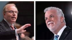 Élections: les 4 chefs bientôt réunis sur la même scène, pour les