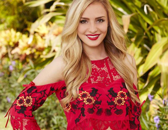 'Bachelor' alum Leah Block apologizes