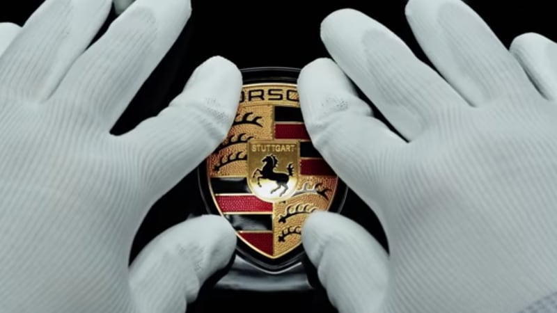 Porsche marketing says Taycan EV will have a soul | Autoblog