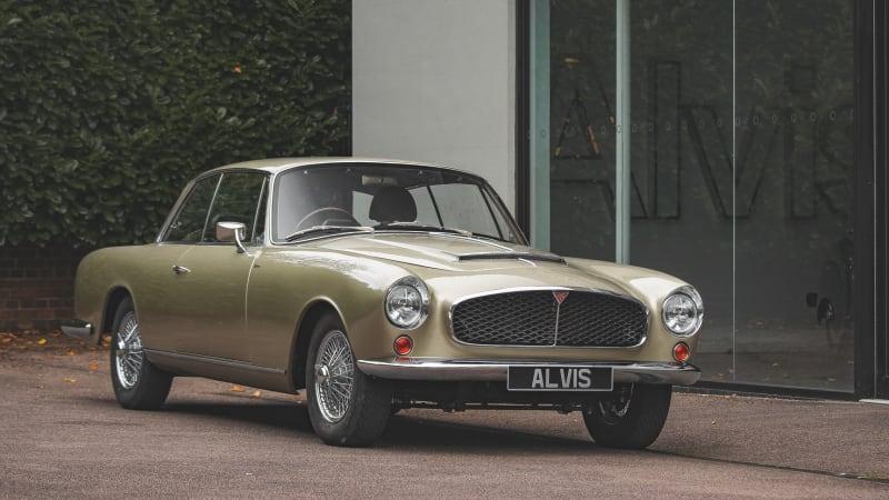 Die Fortsetzung des Alvis Graber Super Coupe ist eine Zeitmaschine in die 1960er Jahre€