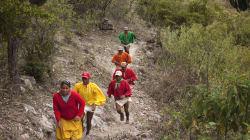 El Ultramaratón Caballo Blanco, la carrera para los mejores en las Barrancas de