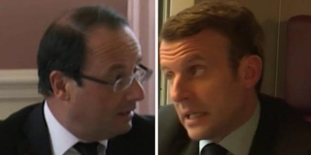 Emmanuel Macron sermonne ses conseillers... comme François Hollande le faisait avec lui