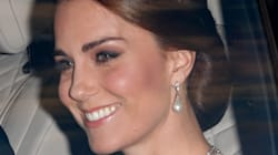 Duchess Of Cambridge Gets Decked Out In Jewels At State