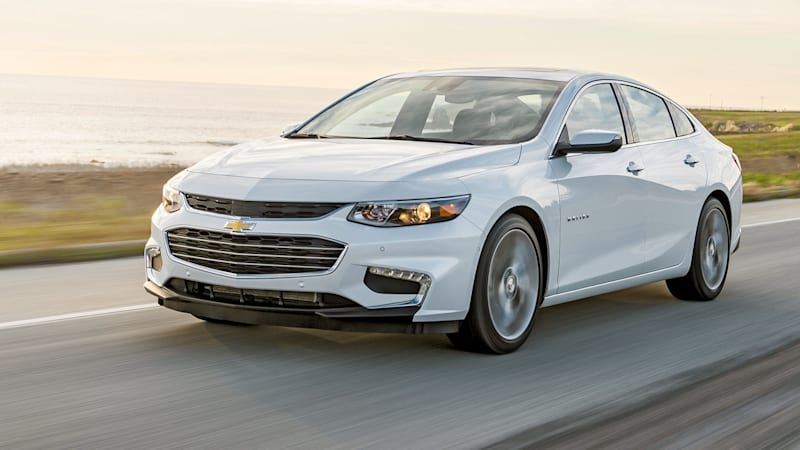 2018 Chevrolet Malibu Buying Guide | Answers to your midsize sedan questions