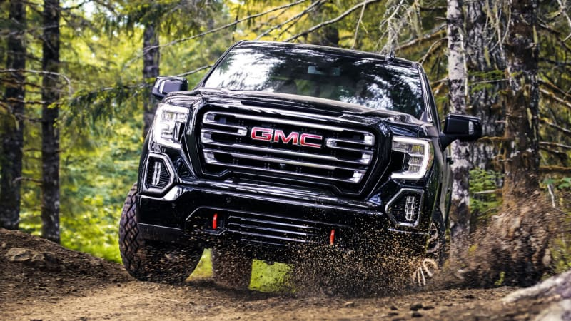 2019 GMC Sierra AT4 First Drive Review