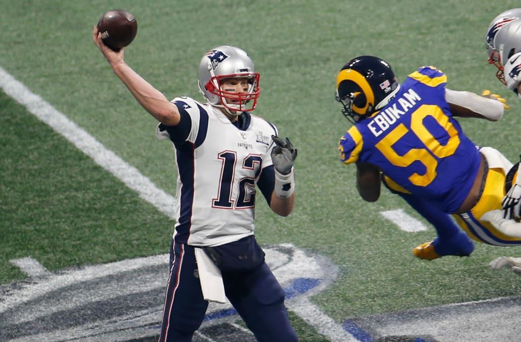 Football Player Tom Brady Business Breaking News