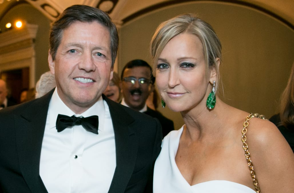39 Gma 39 Host Lara Spencer Is Engaged To Entrepreneur Rick