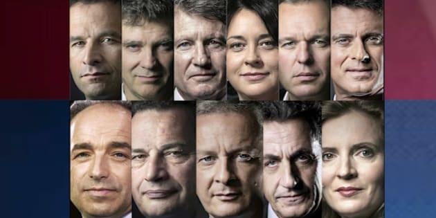 """Premier débat des primaires citoyennes: Les candidats de gauche aussi """"frustrés"""" que ceux de droite"""