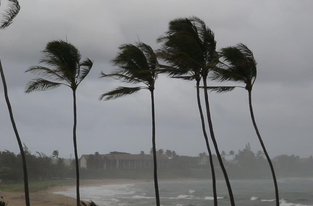 Nhc Hurricane Beryl Weakens To Tropical Storm As It