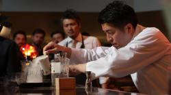 サントリー、買収した米企業と高級ジンを共同開発 「桜餅」で伝えた日本の味