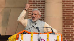 BJP Brings Out Modi's 'Lucky Chair' In Kanpur, Hoping To Recreate 2014