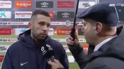El reproche de Jordi Alba a un periodista de BeIN Sports por esta
