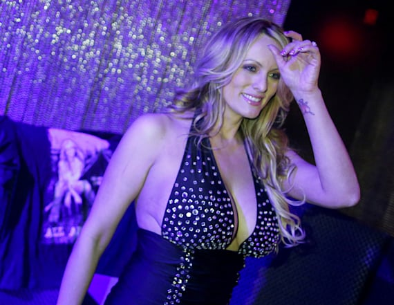 Stormy Daniels: 'There was no sleeping' with Trump