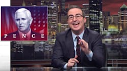 John Oliver Wants Your Help Telling Mike Pence To 'Go F**k