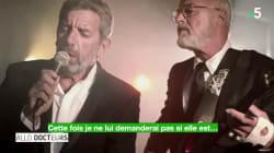 Michel Cymes fait ses adieux en chanson au