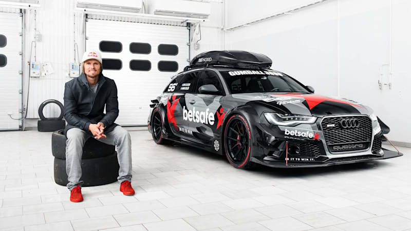 Jon Olsson S 1 000 Hp Audi Rs6 Avant Stolen At Gunpoint
