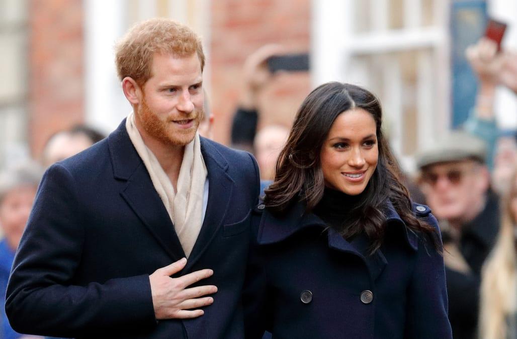 6e08749eaac 10 royal baby rules Meghan Markle and Prince Harry must follow - AOL ...