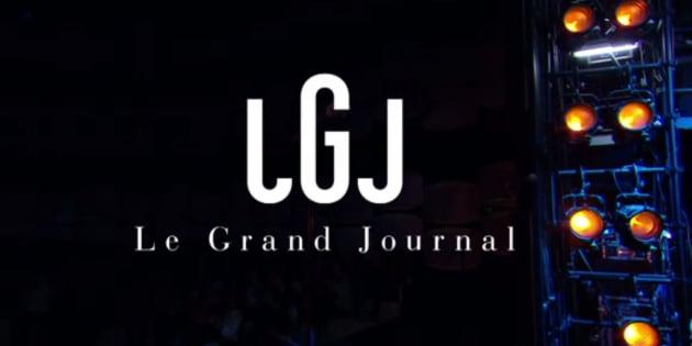"""Canal Plus annonce officiellement l'arrêt du """"Grand Journal"""""""