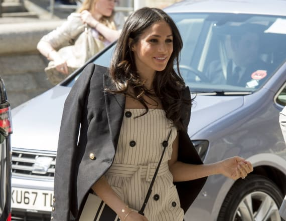 Meghan Markle named the most powerful dresser