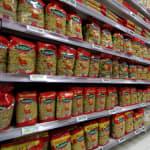 Intoxication: rappel de pâtes Panzani et d'oeufs Les
