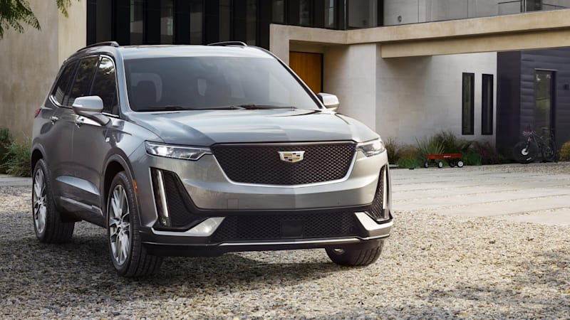 Cadillac costs the 2020 XT6 crossover from $53,690 thumbnail