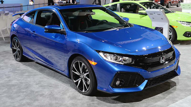 Why the 2018 honda civic si only makes 205 horsepower for 2017 honda civic hp
