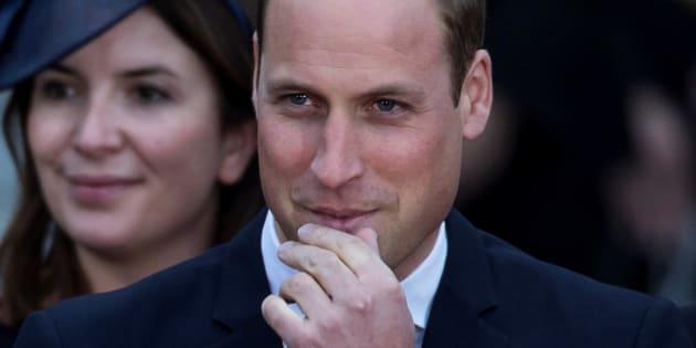 Prince William au Canada le 24 septembre 2016.
