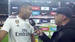 Las durísimas declaraciones de Casemiro a 'BeIN Sports' tras el 5-1 ante el
