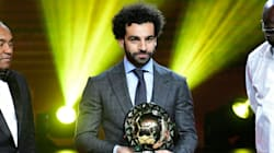 El egipcio Mohamed Salah es un año más el mejor jugador de