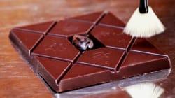 VIDEO: Esta es la barra de chocolate más cara del