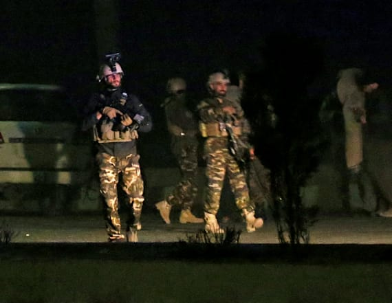 US: Americans among victims in Kabul hotel attack