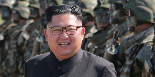 Pyongyang justifie le tir du missile Hwasong-12