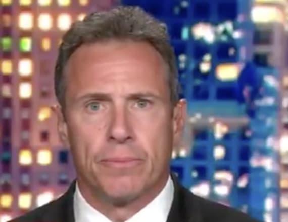 Cuomo drops S-bomb on live TV over Trump Goya plug