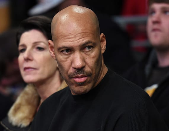 LaVar Ball interview on Trump goes off the rails