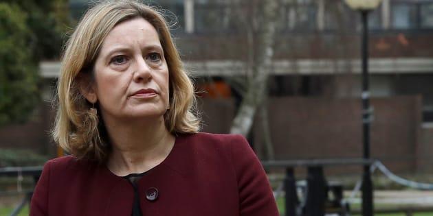 Amber Rudd, ministre de l'Intérieur britannique, démissionne après avoir menti sur l'expulsion de clandestins