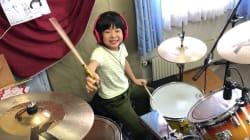 La niña de ocho años que ha conquistado a Robert Plant con su interpretación de Led
