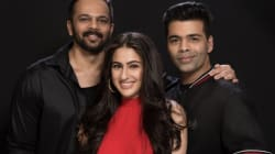 Even Before Her First Film Releases, Sara Ali Khan Has Signed Her Next With Karan