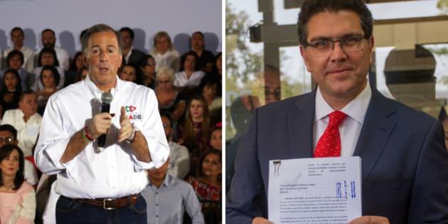 Meade invita a Ríos Píter a sumarse a su candidatura