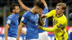 Un calcio all'Italia del pallone e uno schiaffo morale alla sua