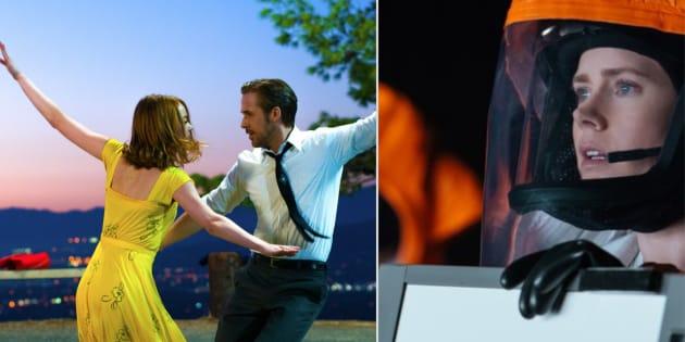Colunista compara seus filmes favoritos que foram derrotados no Oscar 2017.