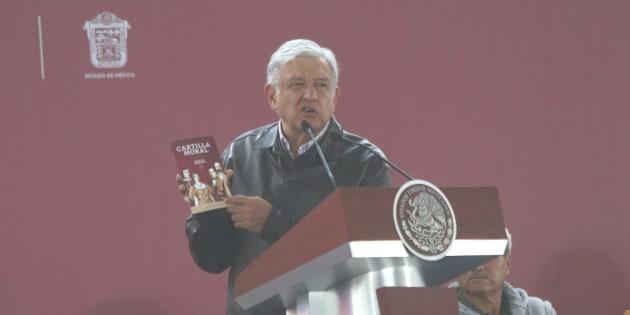 La meta del gobierno de Andrés Manuel López Obrador es llegar a 8 millones 500 mil tarjetas entregadas para finales de febrero.