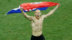 Por que os jogadores da Croácia estão sendo acusados de apologia ao